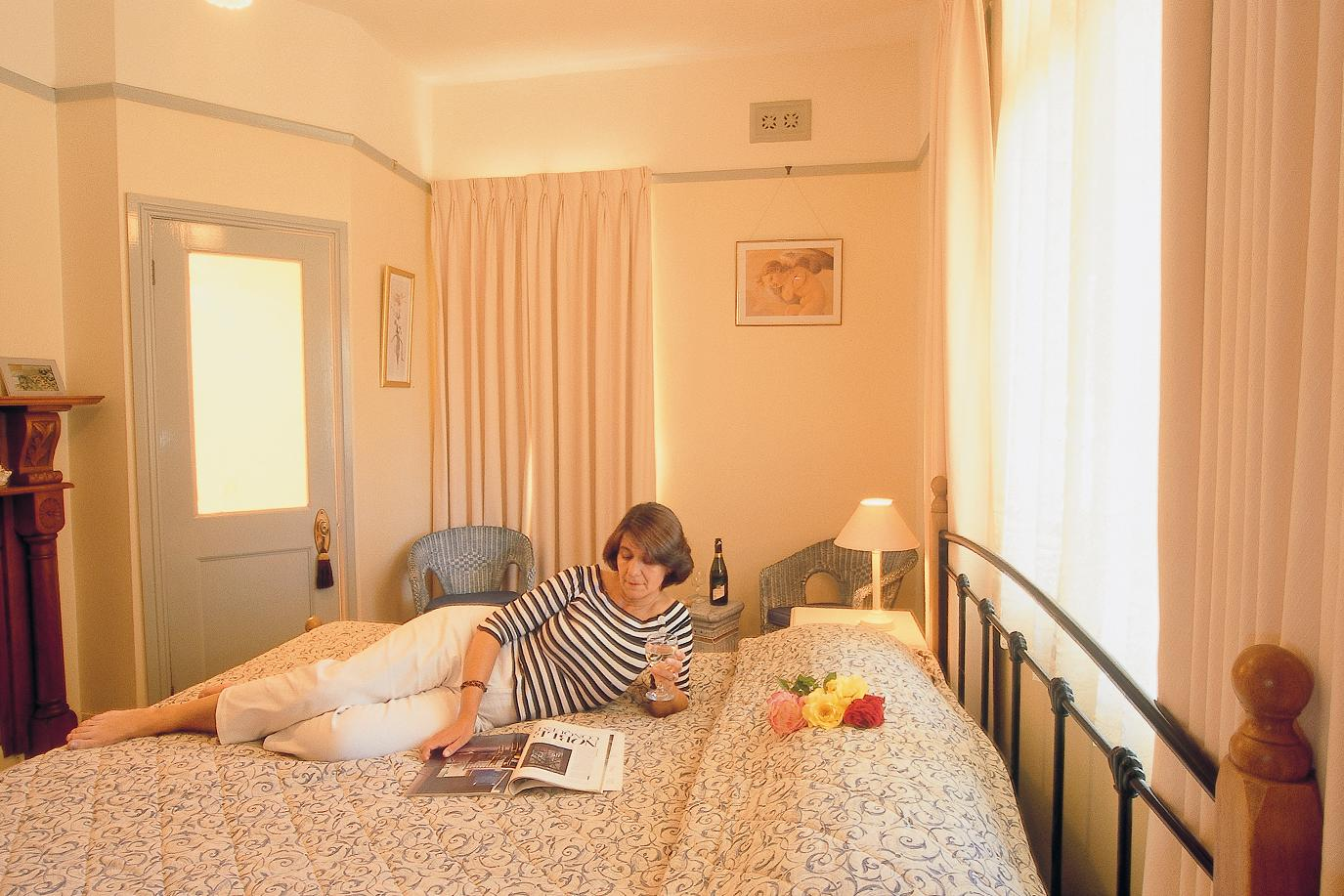 Miss Annie's bedroom