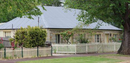 Captain Samuel's Cottage Ross exterior