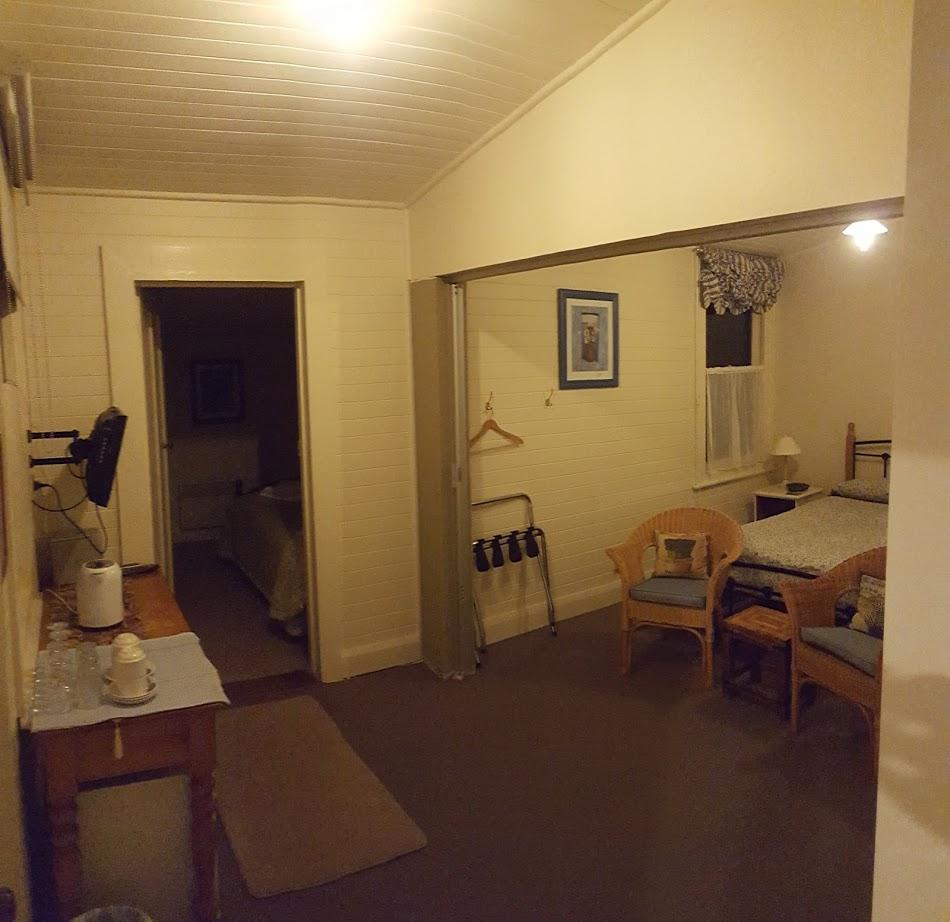 retreat interior